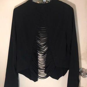 Really cute black blazer!!!
